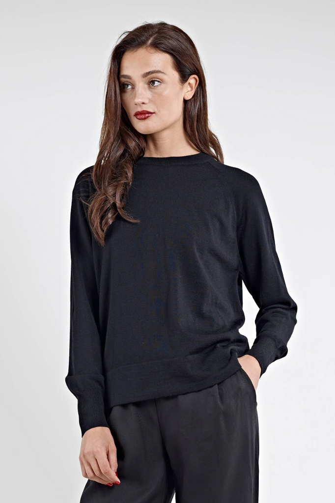 Ovy Sweater (Black) - Maska