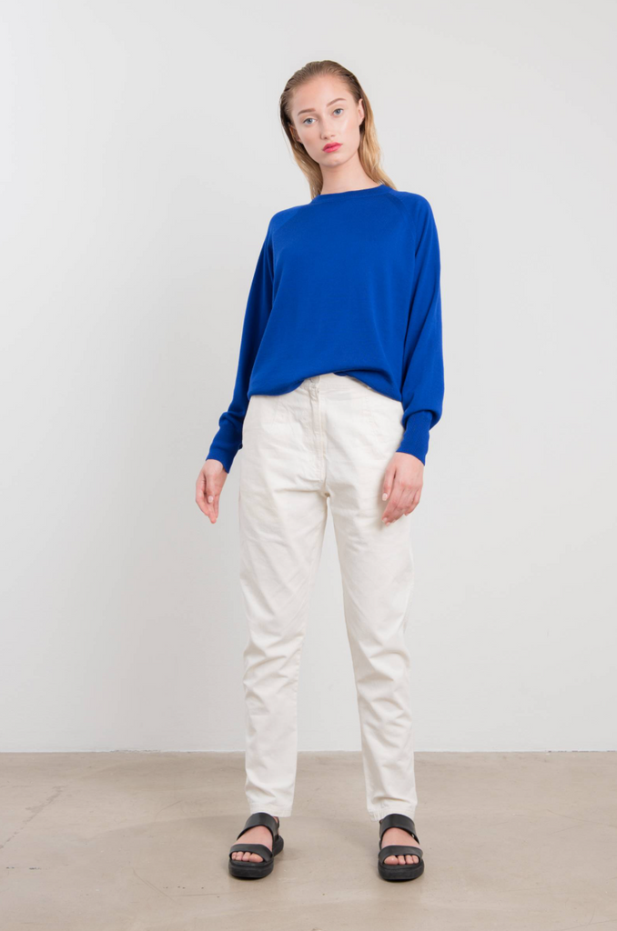 Ovy Sweater (Azure Blue) - Maska