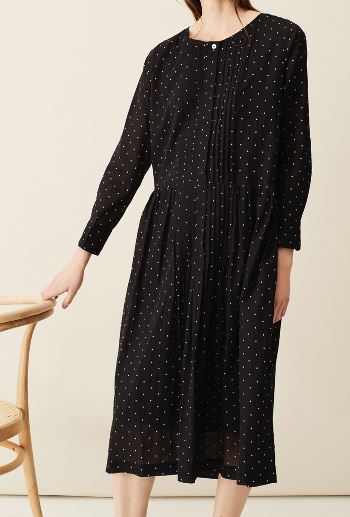 Dot Shirtdress - SKALL Studio
