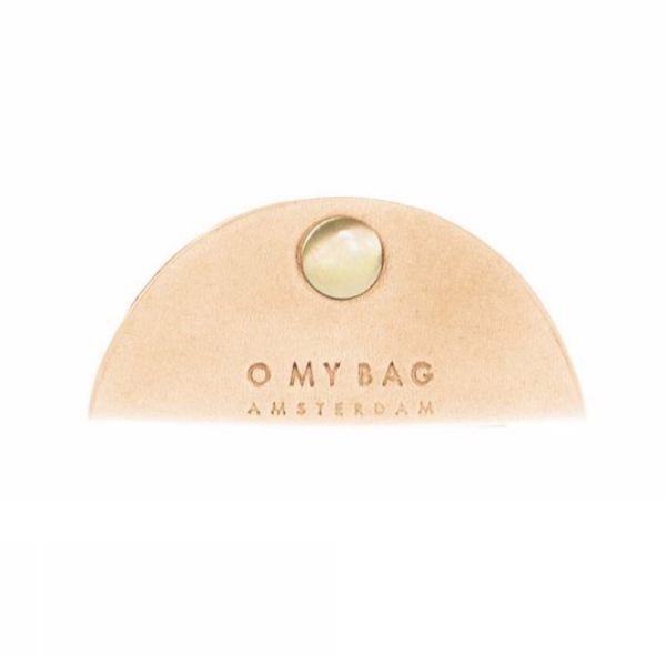 Cord Taco (Natural) - O My Bag