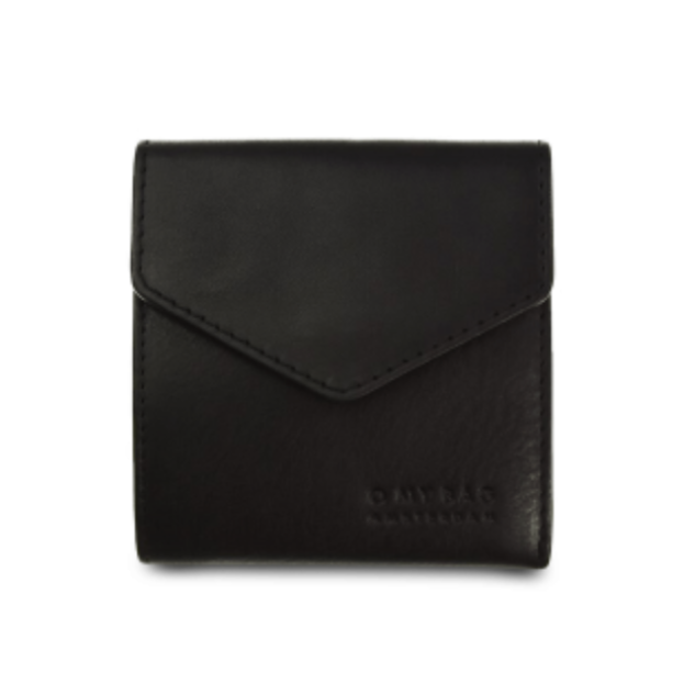 Georgie's Wallet (Stromboli Black) - O My Bag