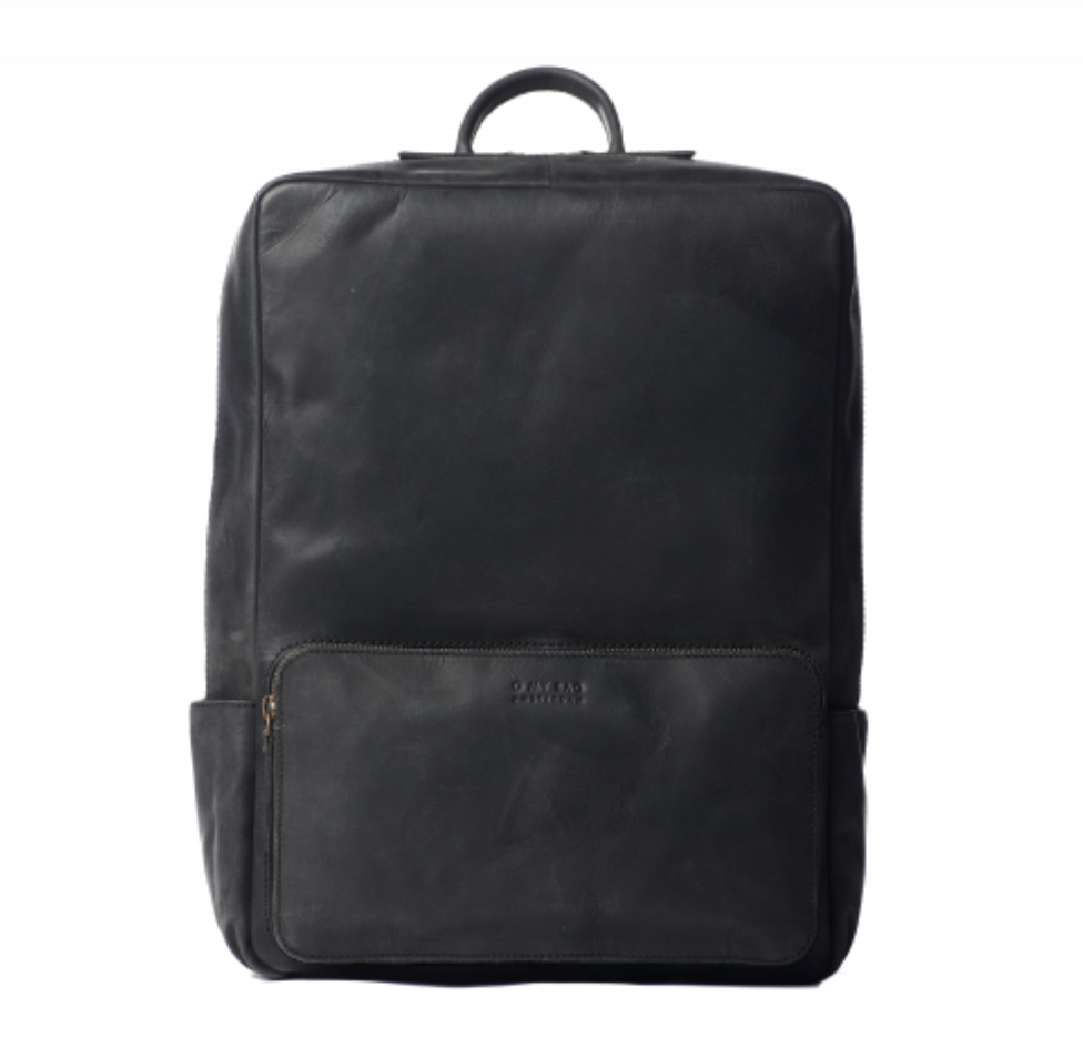 John Backpack Maxi (Black Hunter) - O MY BAG