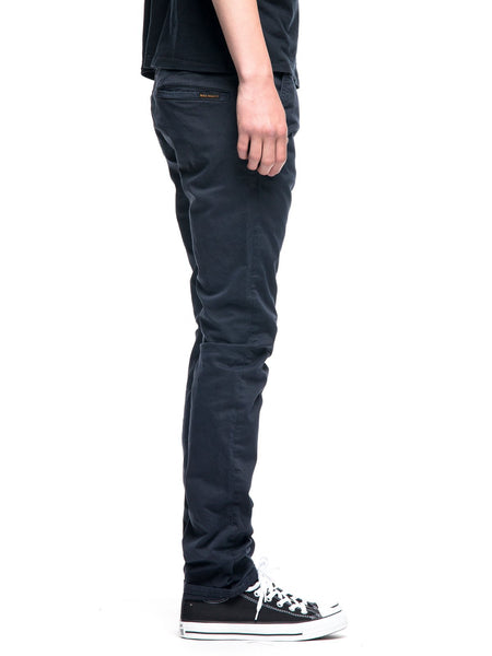 Slim Adam Dark Midnight - Nudie Jeans