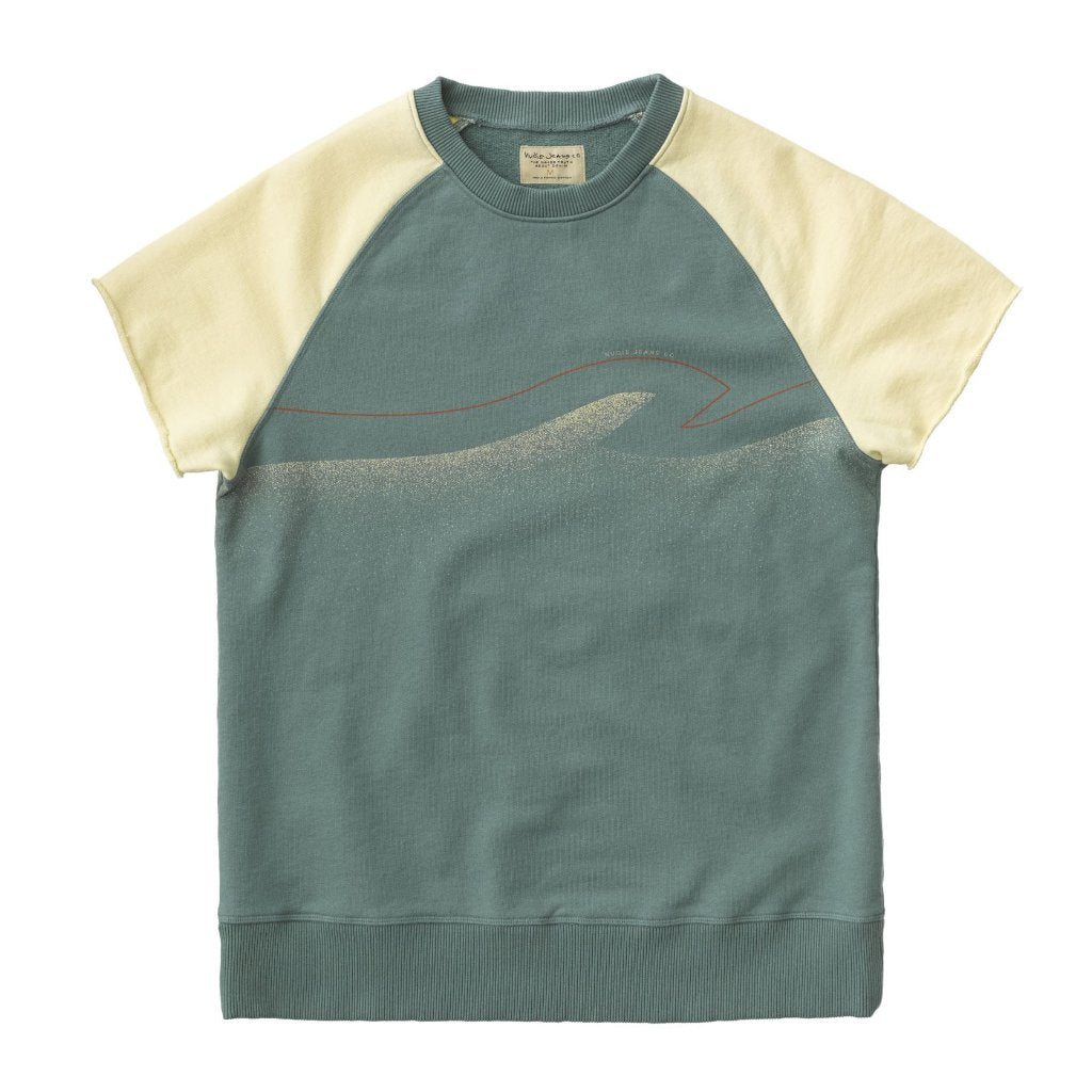 Sune Sweat T-shirt (Colors.) - Nudie Jeans