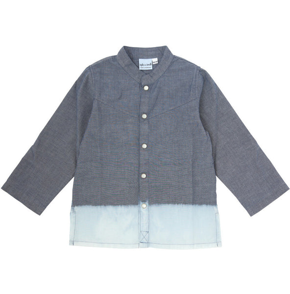 Denim Shirt - Iglo+Indi