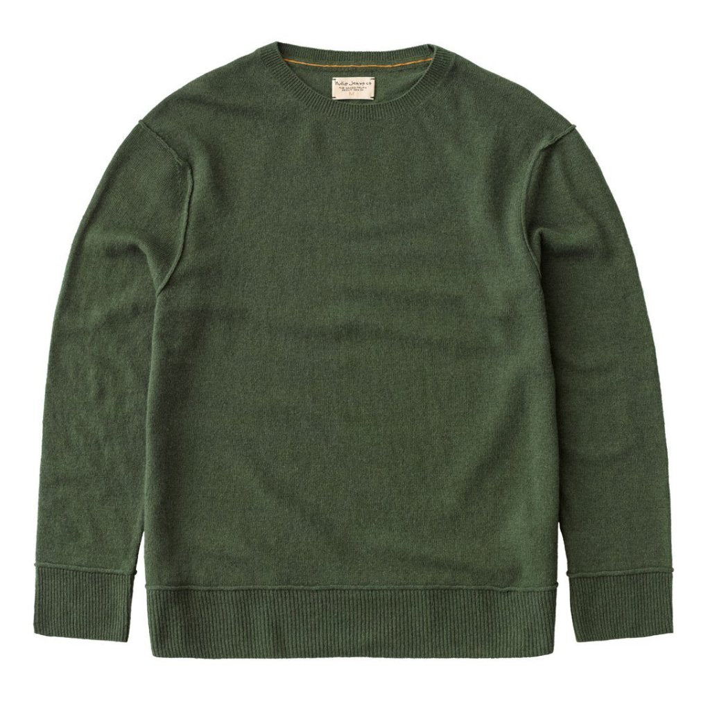 Tony Boiled Wool (Olive) - Nudie Jeans