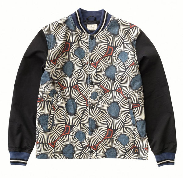 Tor Baseball Jacket - Nudie Jeans