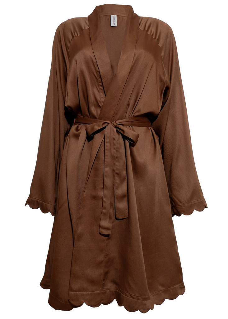 Jane Kimono (Brown) - Underprotection