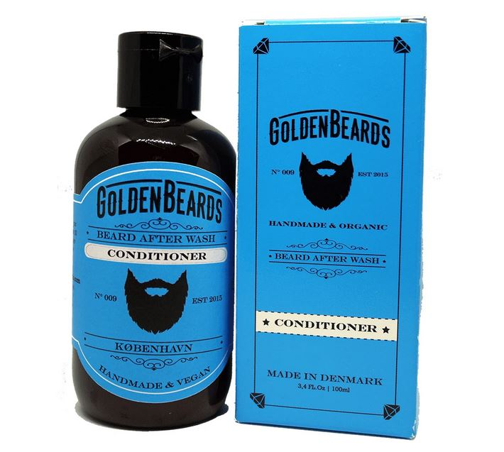 Beard Conditioner - Golden Beards