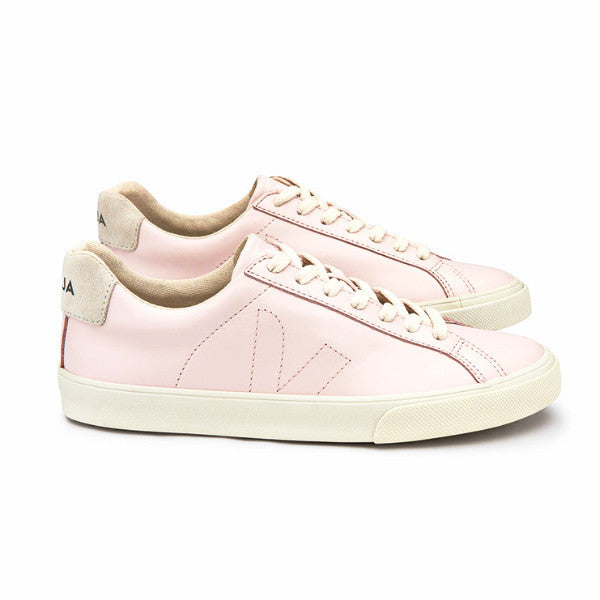 Esplar Low Leather Petale WMNS - VEJA Shoes