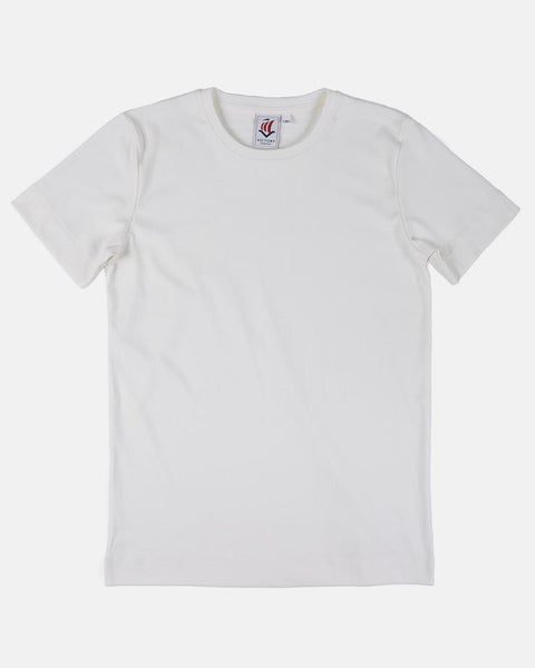 Victory SS Tee 200 (Off White) - VICTORY