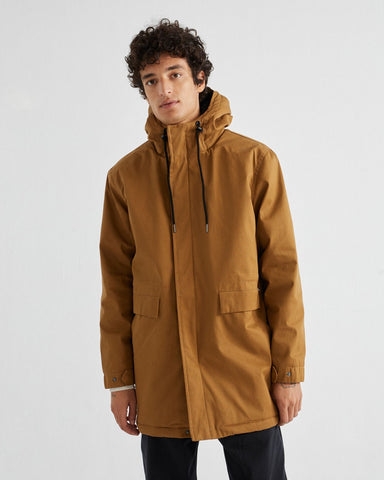 Trash Peps Coat (Caramel) - Thinking MU