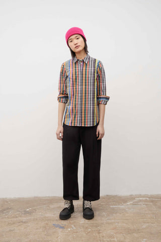 Everyday Shirt (Checks) - Kowtow