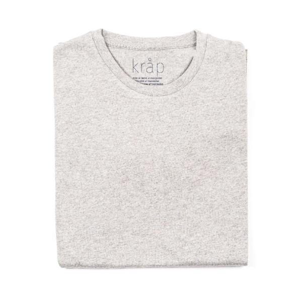 Model A Classic Fit (Grey Melange) - Kråp