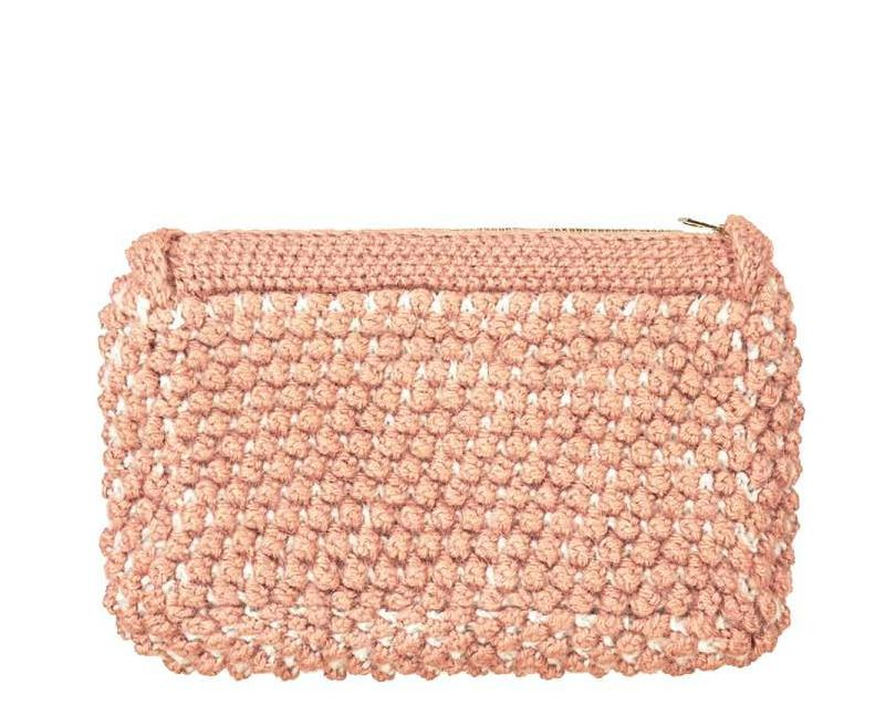 Helen Mix Clutch (Rosette/Albicant) - Aiayu