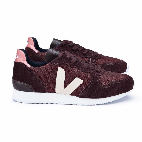 Holiday Pixel Burgundy Sable WMNS - VEJA Shoes