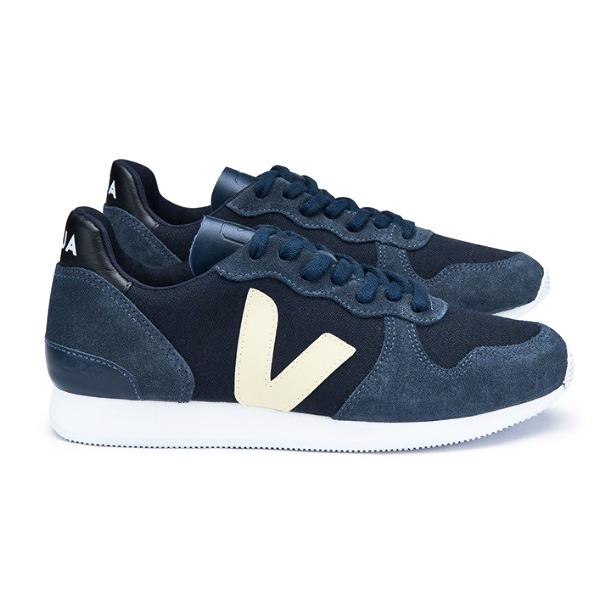 Holiday Pixel Nautico Sable - VEJA Shoes