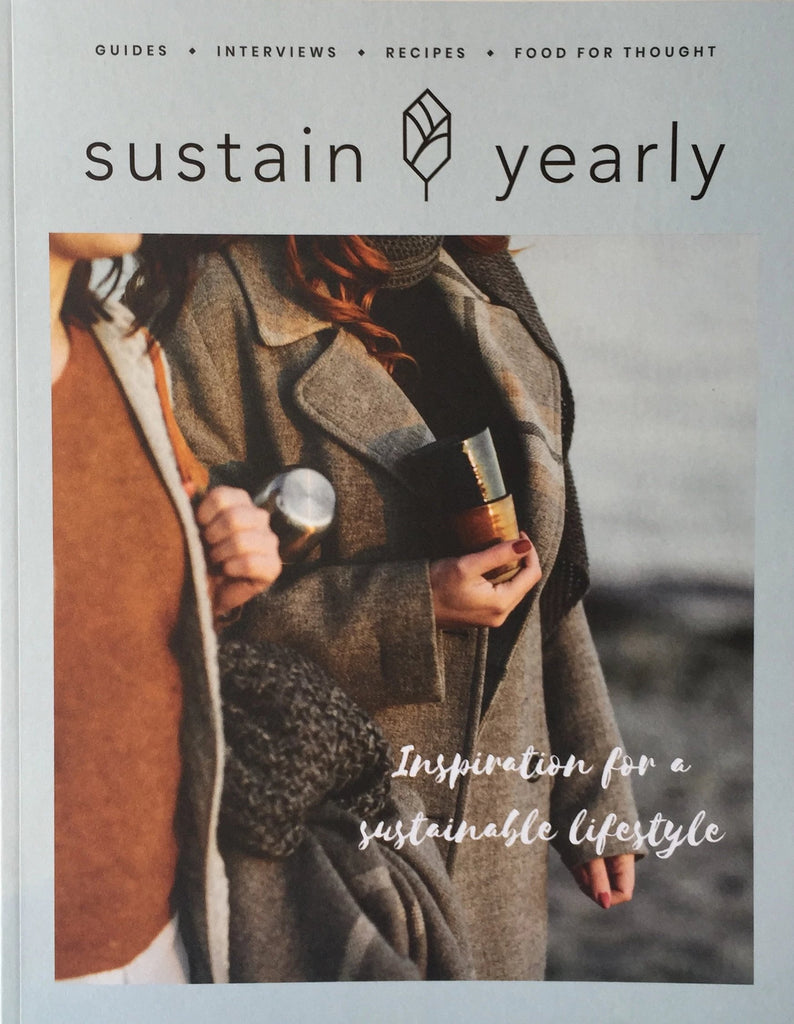 Sustain Yearly Magazine #2 English - Sustain Daily