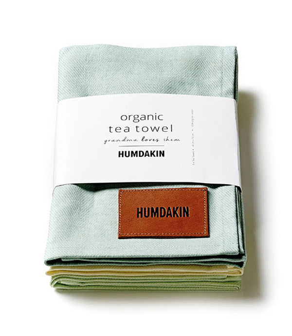 Tea Towels (3 Pcs) - Humdakin