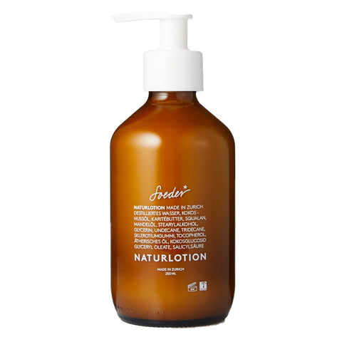 Natural Lotion (Lavender 250/500ml) - Soeder*