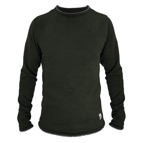 Lønnerup Men's Knit (Green/Grey) - ELSK