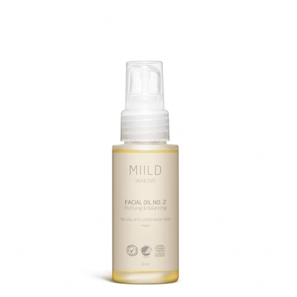 Facial Oil No. 2 - Miild