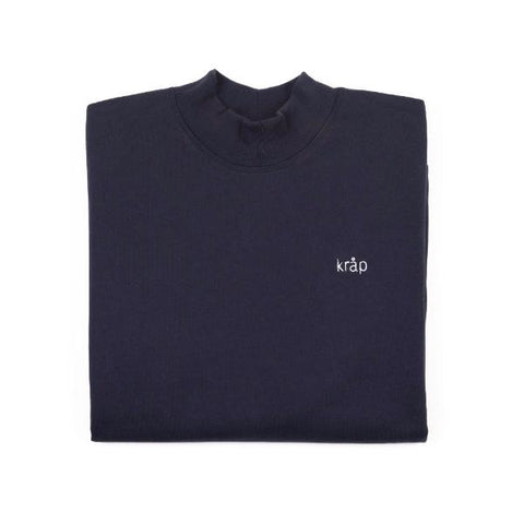 Model B Long Sleeve (Navy) - Kråp