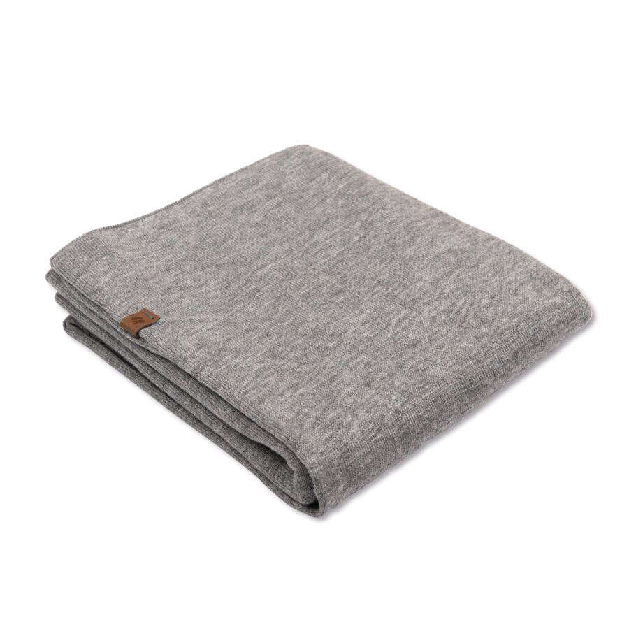 Greta Scarf (Pebble Grey) - Dinadi