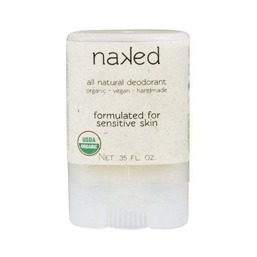 """Naked"" Deodorant (Travelsize) - North Coast Organics"