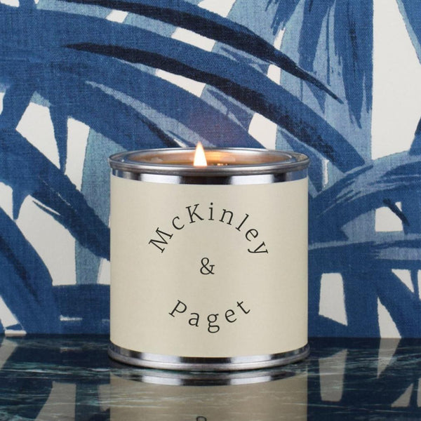 Scented Candle (Small) - McKinley & Paget