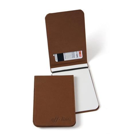 Leather Pad Small (Cognac Lamb) - Off Lines
