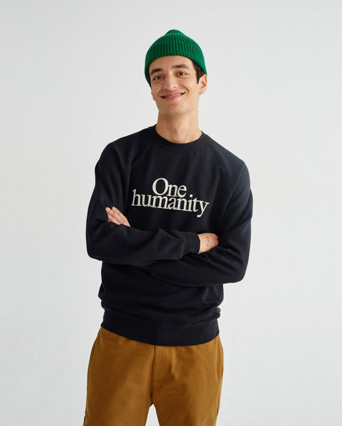 One Humanity Sweatshirt - Thinking MU