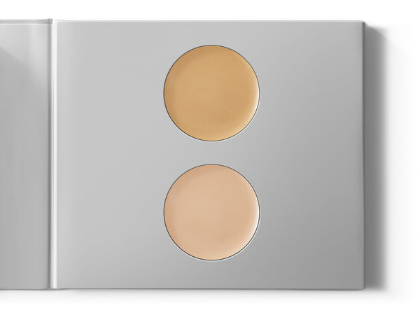 Mineral Concealer Duo (in Light, Medium or Dark) - Miild