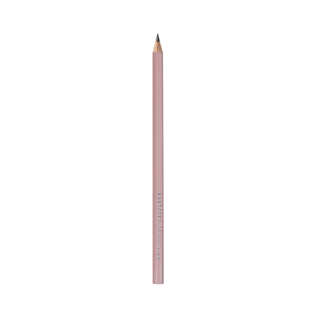 Cedar Wood Pencil (Peach) - Kartotek