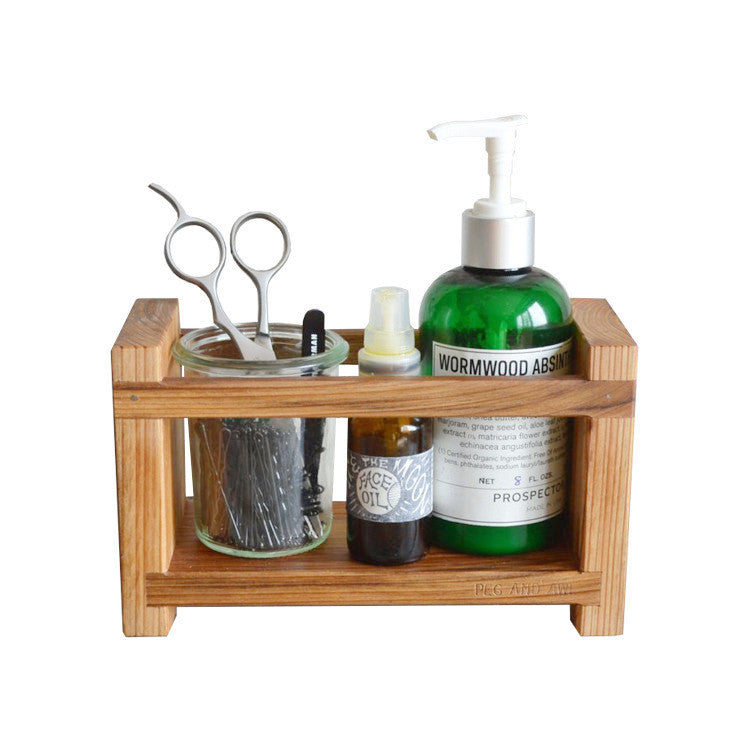Apothecary Caddy - Peg and Awl