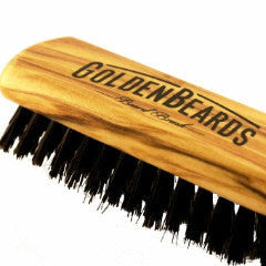 Beard Brush - Golden Beards