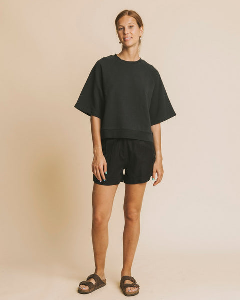 Phantom Bakoy Short Sweatshirt - Thinking MU