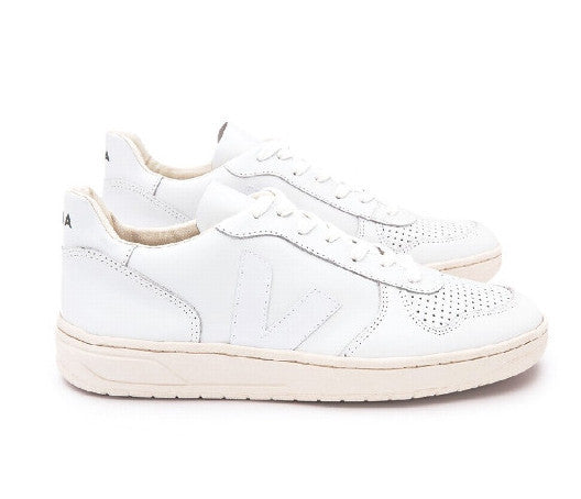 V10 Extra White - sustainable sneakers