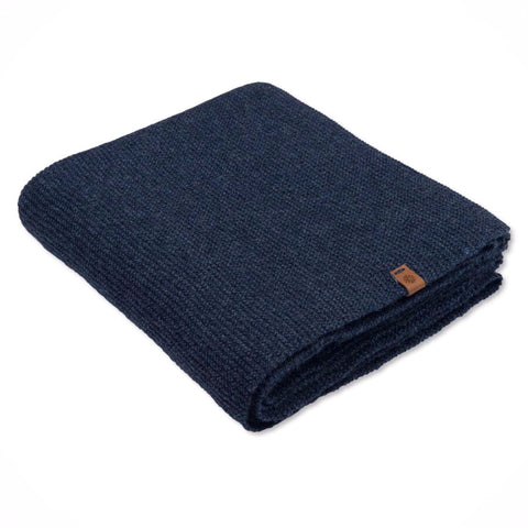Sigrid Scarf (Midnight Blue) - Dinadi