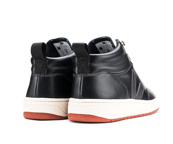 Roraima Bastille Black Grafite Rust Outsole - VEJA Shoes