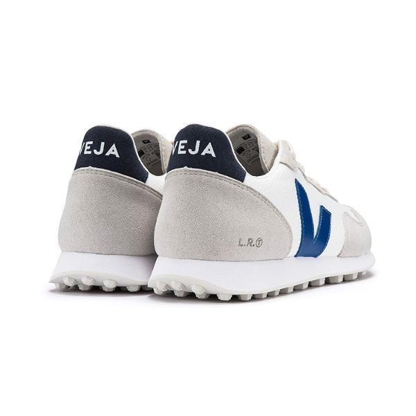 SDU Hexa BMESH White Indigo Nautico - VEJA Shoes
