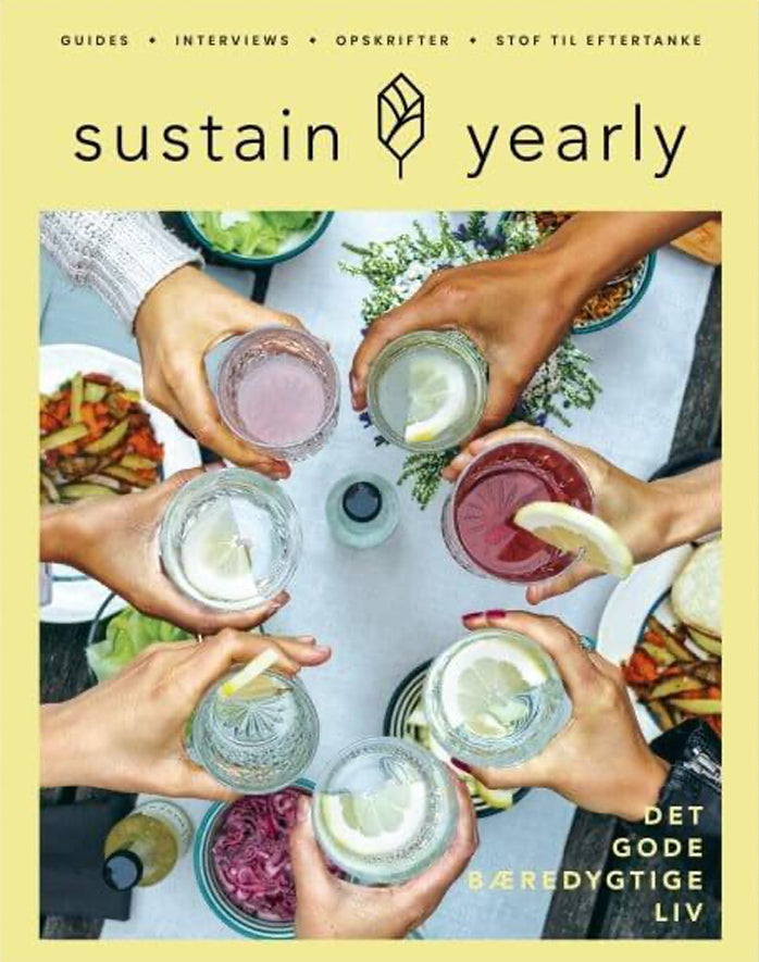 Sustain Yearly Magazine #3 Danish - Sustain Daily