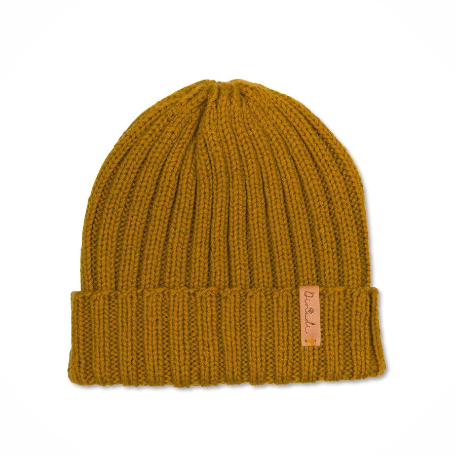 Anders Hat (Mustard Yellow) - Dinadi