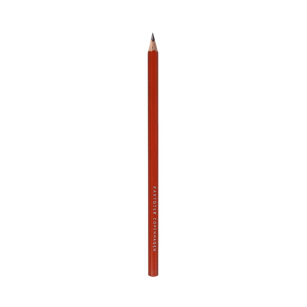 Cedar Wood Pencil (Terracotta) - Kartotek