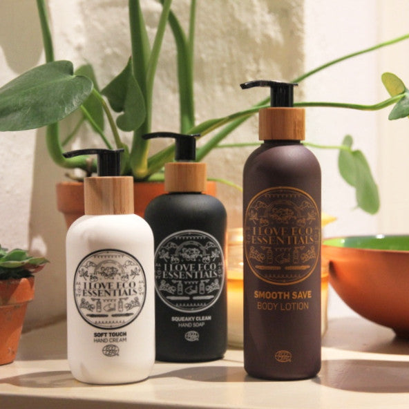 Smooth Save Body Lotion - I Love Eco Essentials