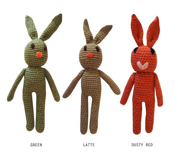 Bunny (made by refugees) - Amal