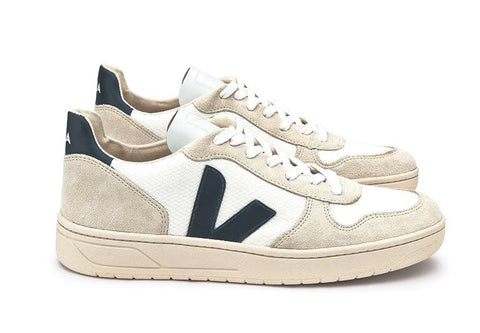 V10 BMESH Nautico White - VEJA shoes