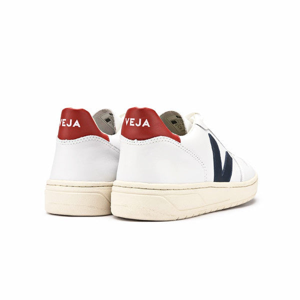 286bbe00dd26d V10 Extra White Nautico Women - sustainable sneakers from VEJA shoes –  Res-Res