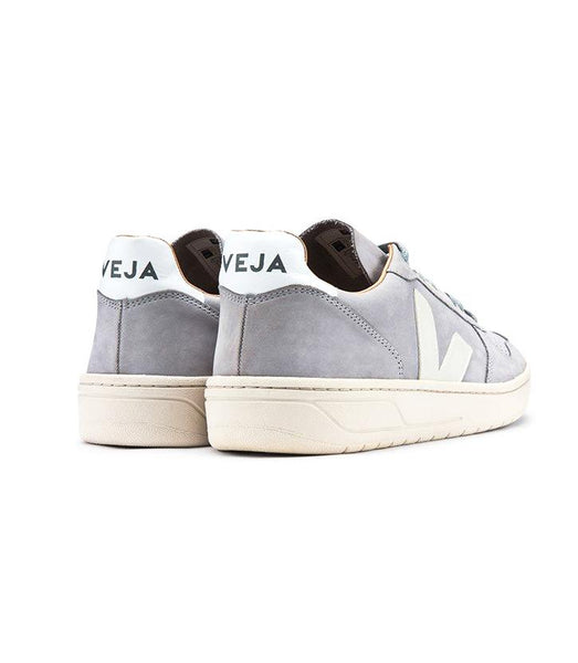 V10 Bastille Oxford Grey Pierre - VEJA Shoes