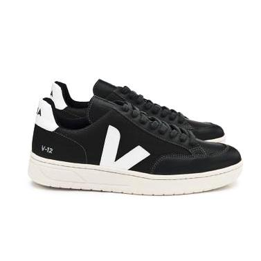 V-12 BMESH Black - VEJA Shoes